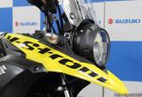 快適性と使いやすさを両立した250ccツアラー「Vストローム250」