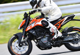 KTM 125 デューク(2017-) – 小型二輪クラスでありながら妥協なきパフォーマンスを発揮