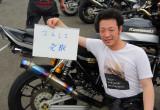 ライダースナップ TAKUYA さん(カワサキ ZRX1200R/2004年式)