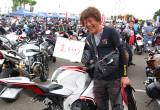 ライダースナップ KOSE さん(ホンダ CBR1000RR/2012年式)