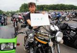 ライダースナップ TN さん(カワサキ Z2/年式不明)
