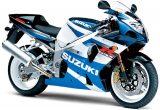 1990年代後半の750超スポーツ市場に満を持して投入したGSX-R1000