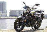 250cc仕様と共通の車体でよりパワフルなヤマハMT-03をインプレッション