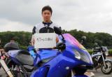 ライダースナップ とも さん(カワサキ ニンジャZX-12R/2001年式)