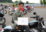 ライダースナップ T.K さん (ハーレー スポーツスター XL1200N/2008年式)