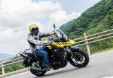 250ccクラスのアドベンチャーモデルとして登場したスズキ Vストローム250をインプレッション