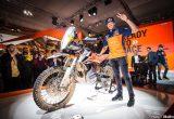 EICMA2017(ミラノショー)/KTMブース・じっくりレポート:MotoGPやMXGPの契約ライダーが大集結!