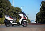 新規制にいち早く対応した250ccスクーター キムコ G-Dink250iをインプレッション