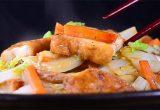 動画で紹介!白菜と厚揚げのうま煮