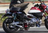 OVER Racingからモンキー125用カスタムパーツが続々登場! 装着車両を試乗レポート(動画あり)