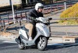 低燃費と力強い走りを両立した「アドレスシリーズ」の最新作!