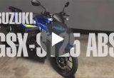 【エンジンサウンドチェック】スズキ GSX-S125ABS
