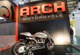 EICMA(ミラノショー)2017/ARCH MOTORCYCLE・ブースレポート
