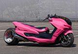 マジェCをド派手なピンクで完全武装
