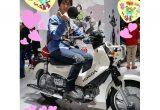 ゆるカブ第七十四回「NEWクロスカブ50@東京モーターサイクルショー2018」