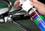 工具を使わない簡単メンテナンス 第1回/スプレーグリスで潤滑性向上!! その1
