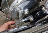 工具を使わない簡単メンテナンス 第4回/ブレーキ点検・ドラムブレーキ編