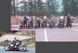 社旗をはためかせ走るプレスライダー/バイク全盛期'80年代回想コラム・プレスライダー編