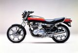 カワサキ Z 45周年の今その原点とシリーズの各車両を知る その5