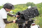 キャンプグッズをまるまる収納!タフで使い勝手も良い『IGAYA』のシートバッグ
