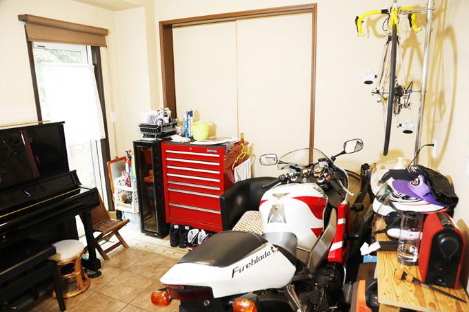 【愛車と棲まう絶版車ガレージ】Kさん&ホンダ HONDA CB750F BOLD'OR /CB750F BOLD'OR2/CBX /CBR929RRの画像