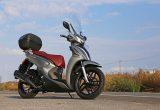 【キムコ ターセリー S 125試乗記事】装備満載コスパ抜群のハイホイールスクーター