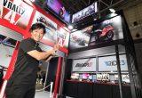 東京ゲームショウ2018に登場した『MotoGP18』『RIDE3』を中野真矢さんが真剣プレイ!!