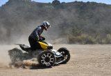 【カンナム・ライカー試乗記事】スリーホイーラーの新たな選択肢、ライカーの乗り味は軽快かつスポーティ
