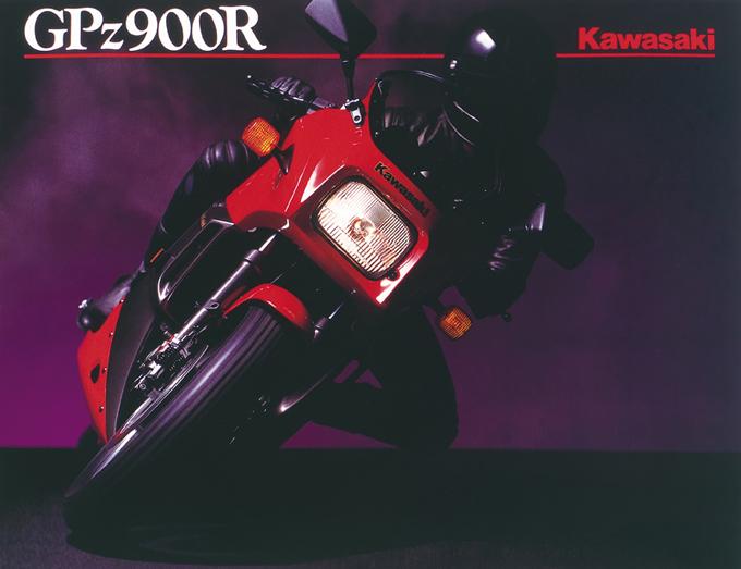 カワサキ・ニンジャGPZ900Rヒストリー/世界最速を目指して生まれたカワサキ水冷並列4気筒の原点 その2
