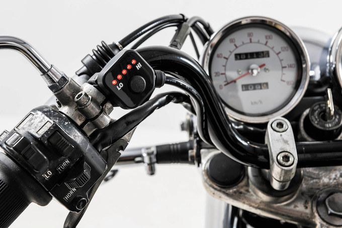 グリップ ヒーター バイク