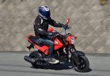 インド生まれのファンバイクがリニューアル NEW HONDA NAVI110