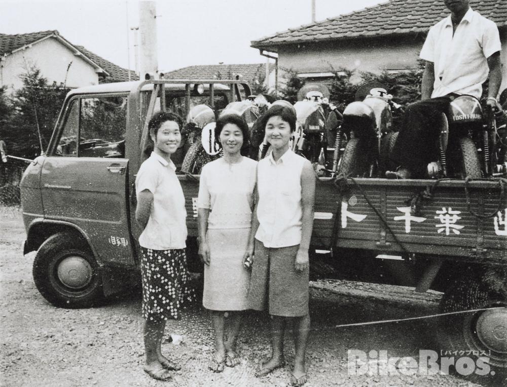 """【ヨシムラヒストリー05】九州から中央へ。カタカナ名""""ヨシムラ""""も使い始めた。が、苦労の連続……。の画像"""
