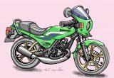 レトロバイク・グラフティ第5回 KAWASAKI AR50(カワサキ AR50)1981年