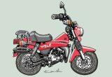 レトロバイク・グラフティ第6回 SUZUKI WOLF50(スズキ ウルフ50)1982年