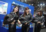 """最高峰モデルは何と""""10台接続""""可能‼ 東京モーターサイクルショー2019で注目を浴びたミッドランドブース(動画あり)"""