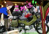 ゆるカブ第百回「カブをカスタム@東京モーターサイクルショー その2」