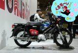 ゆるカブ第九十九回「カブ満開@東京モーターサイクルショー その1」