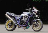 TRADING GARAGE NAKAGAWA ZRX1200R(カワサキ ZRX1200R)