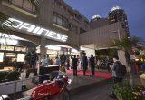 ジャコモ・アゴスチーニ氏をゲストに迎えた「ダイネーゼ台場」移転リニューアルイベント