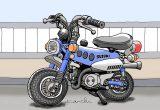 レトロバイク・グラフティ第9回 SUZUKI HOPPER 50(スズキ ホッパー 50)1971年