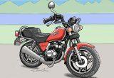 レトロ・バイクグラフティ第10回 YAMAHA RX50 Special (ヤマハ RX50 スペシャル)1980年