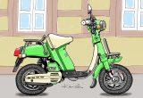 レトロバイク・グラフティ第11回 YAMAHA PASSOL S50(ヤマハ パッソルS50)1977年