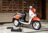 【ヤマハ E-Vino  試乗記】 旅バラエティ番組で飛躍的に知名度が上がった噂の電動バイク