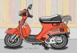 レトロバイク・グラフティ第17回 SUZUKI GEMMA50(スズキ ジェンマ50)1981年