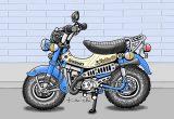 レトロバイク・グラフティ第18回 SUZUKI VanVan RV50(スズキ バンバン RV50)1972年