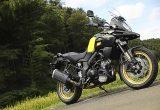 【スズキ Vストローム1000XT 試乗記】 ロードスポーツモデルを凌駕するほどの、高い運動性能を備えた怪鳥