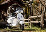【ベスパ LX125 i-GET 試乗記】最新テクノロジーを纏い、熟成を続けるスクーターの王道ベスパのスタンダードモデル