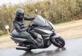 【プジョー シティスター125 RS ABS 試乗記事】街から街へ颯爽と駆け抜けるフランス生まれのプライベートエクスプレス