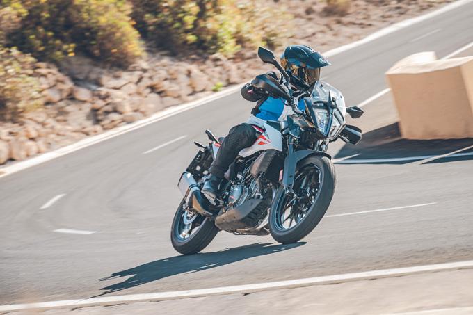 【KTM 390 アドベンチャー 試乗記】日本の道路環境にハマるリアルアドベンチャーモデル登場の画像