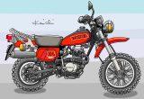レトロバイク・グラフティ第29回 HONDA XL50S(ホンダ XL50S)1980年